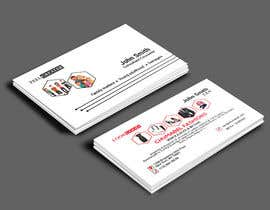 #60 for Unique fashion business card design with a twist by seeratarman