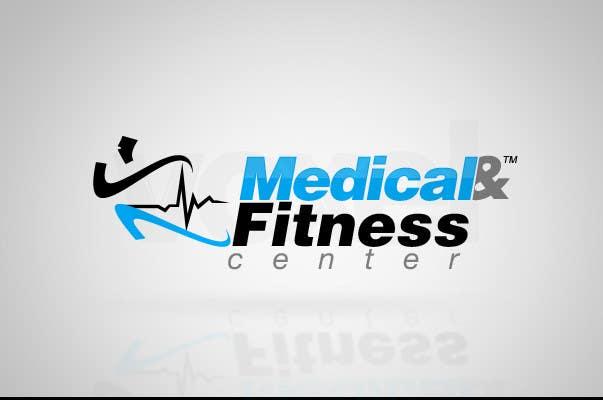 Konkurrenceindlæg #100 for Logo Design for Medical and Fitness Centre