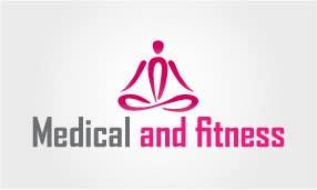 Konkurrenceindlæg #89 for Logo Design for Medical and Fitness Centre