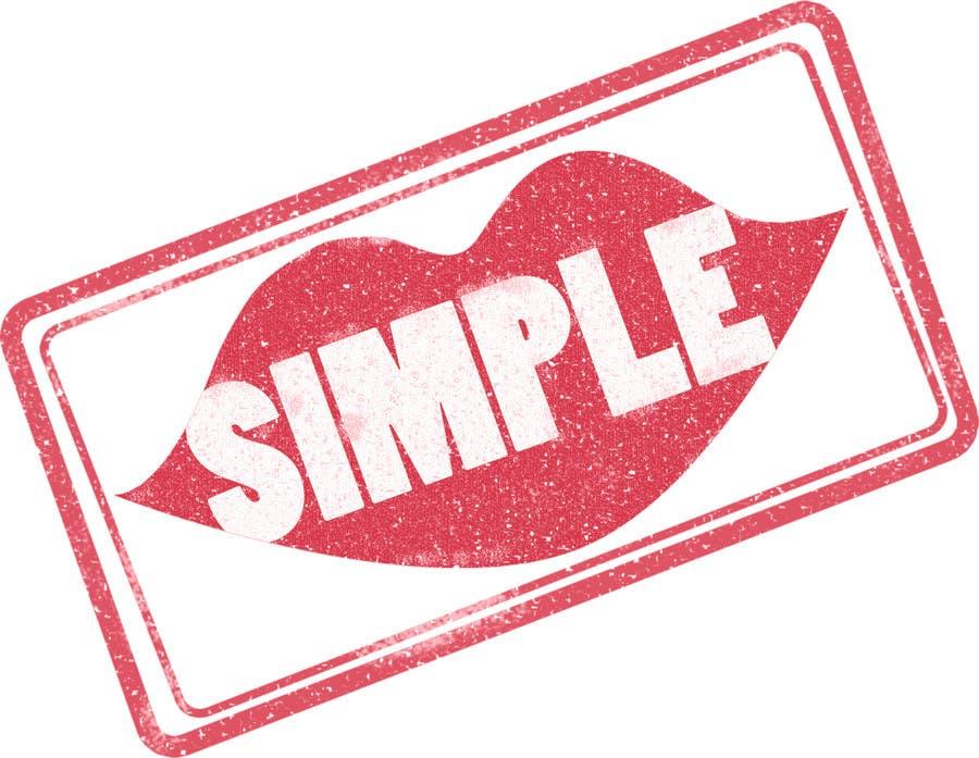 Penyertaan Peraduan #                                        87                                      untuk                                         Design a Stamp like Image for SIMPLE