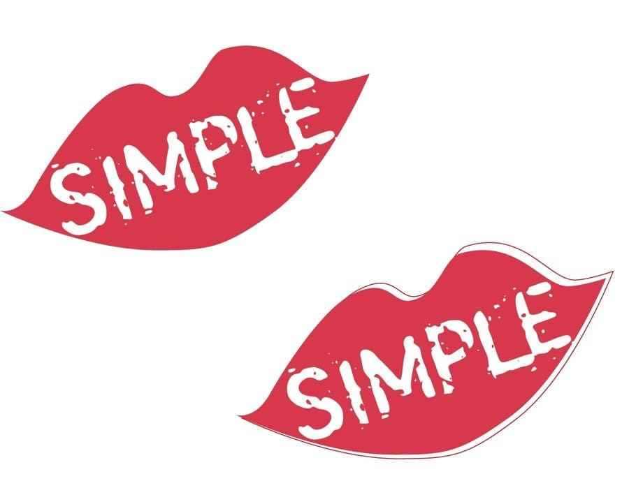 Penyertaan Peraduan #                                        69                                      untuk                                         Design a Stamp like Image for SIMPLE