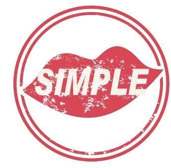 Penyertaan Peraduan #                                        94                                      untuk                                         Design a Stamp like Image for SIMPLE