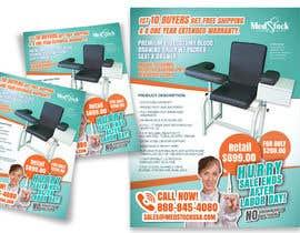 KahelDesignLab tarafından Design a Flyer to Sell a Medical Chair to Medical Suppliers için no 11