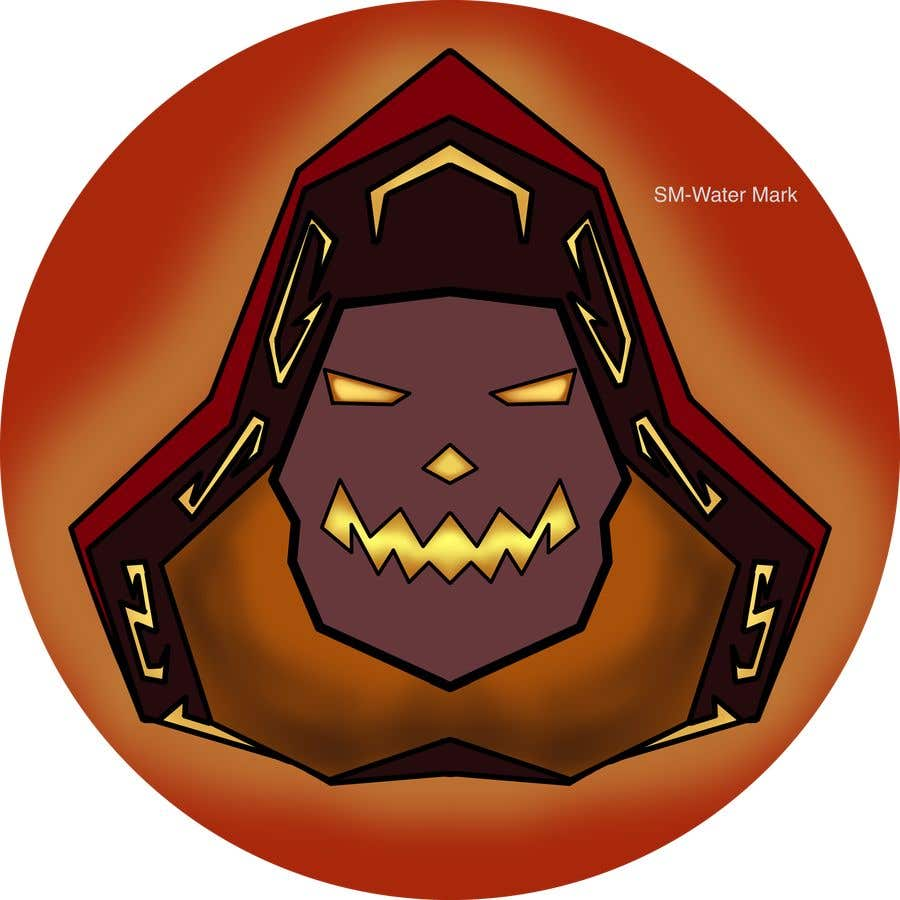 Entry #5 by seanmata for Discord Icon for Gnome Destruction Warlock