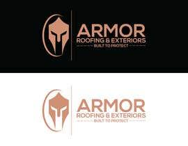 #16 per Logo Design for Armor Roofing & Exteriors da MorshadulHaque