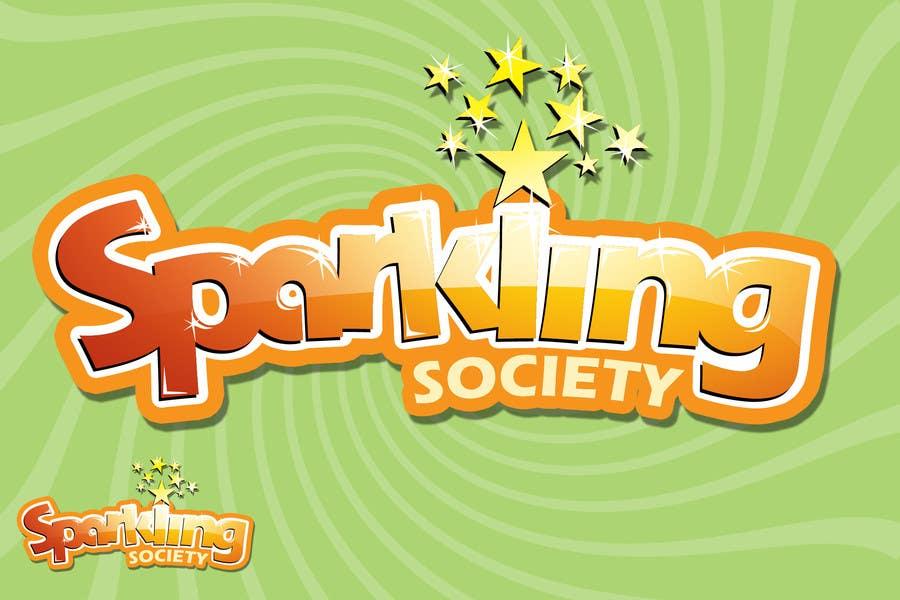 Inscrição nº 168 do Concurso para Logo Design for Sparkling Society