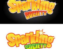 #190 for Logo Design for Sparkling Society by ZenLokum