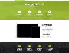 #20 for Design a Website Mockup for http://makers.dk af arunkoshti
