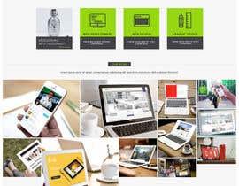 #25 for Design a Website Mockup for http://makers.dk af surajit666