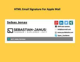 #21 cho Develop a HTML signature bởi kowsur777