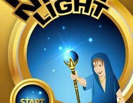 #78 untuk Kids Night Light Graphic Design for App oleh thefinalstory