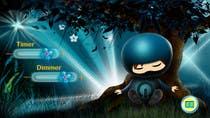 Graphic Design Inscrição do Concurso Nº68 para Kids Night Light Graphic Design for App
