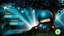 Graphic Design Inscrição do Concurso Nº70 para Kids Night Light Graphic Design for App