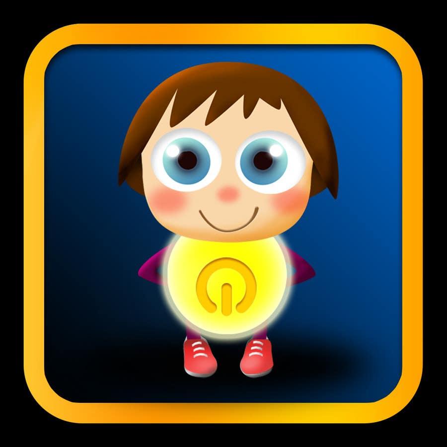 Inscrição nº                                         25                                      do Concurso para                                         Kids Night Light Graphic Design for App