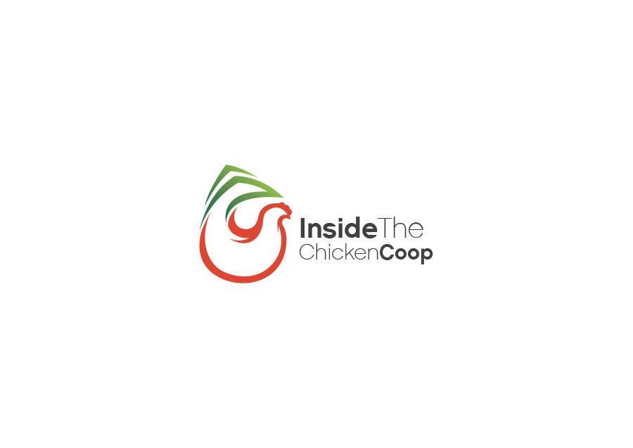 Inscrição nº                                         8                                      do Concurso para                                         Logo Design for Inside The Chicken Coop