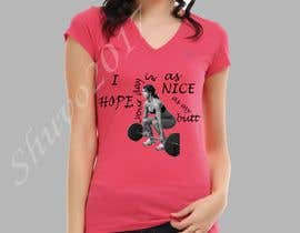 #72 for Super Easy T-Shirt Design III by shuvo2017