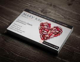 #24 cho Design some Business Cards for a new Mary Kay business bởi maxx83