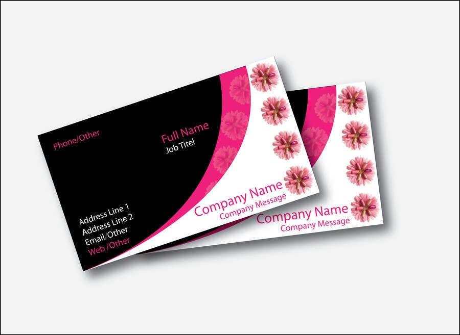 Top Entries - Design some Business Cards for a new Mary Kay business ...