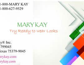 #1 cho Design some Business Cards for a new Mary Kay business bởi krishkunair