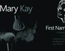 #23 cho Design some Business Cards for a new Mary Kay business bởi kumarsravan031