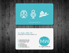 #219 for Design some Business Cards + 2 Stickers by Muazign3r