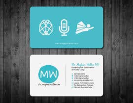 #220 for Design some Business Cards + 2 Stickers by Muazign3r