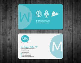 #221 for Design some Business Cards + 2 Stickers by Muazign3r