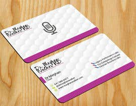 #228 for Design some Business Cards + 2 Stickers by saju163