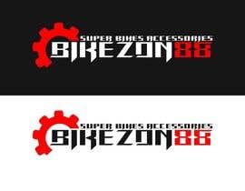 #34 untuk Design a Logo for BIKEZON88 oleh levandosmishvili