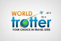 Graphic Design Inscrição do Concurso Nº305 para Logo Design for travel website Worldtrotter.com