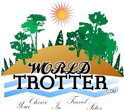 Inscrição nº 259 do Concurso para Logo Design for travel website Worldtrotter.com