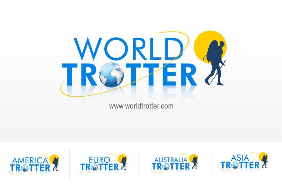 Конкурсная заявка №106 для Logo Design for travel website Worldtrotter.com