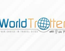 #65 dla Logo Design for travel website Worldtrotter.com przez freecamellia