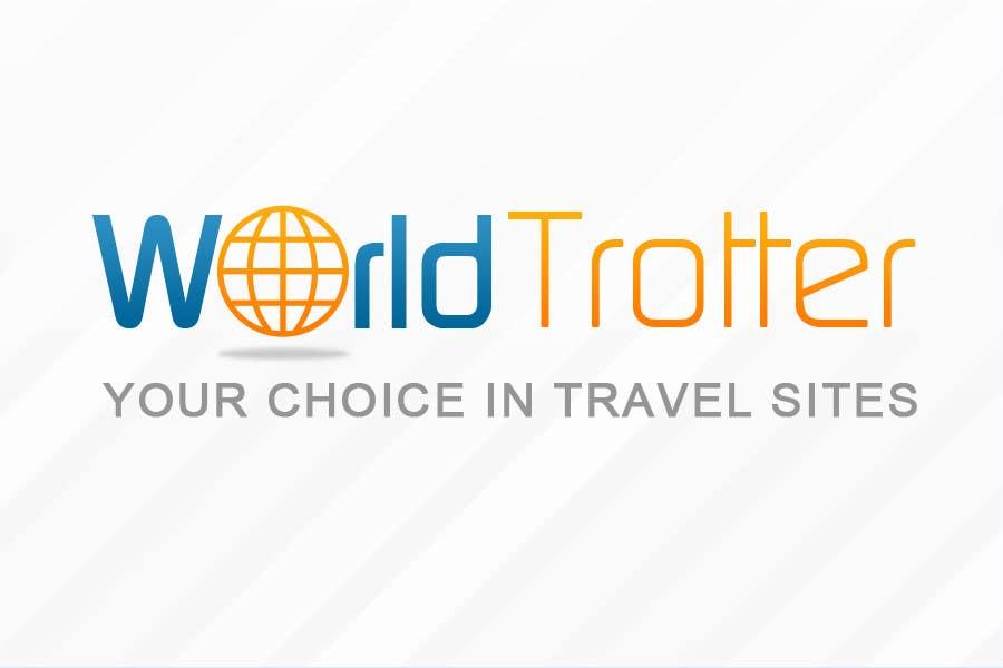 Inscrição nº 12 do Concurso para Logo Design for travel website Worldtrotter.com