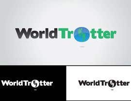 #180 pentru Logo Design for travel website Worldtrotter.com de către tiffont