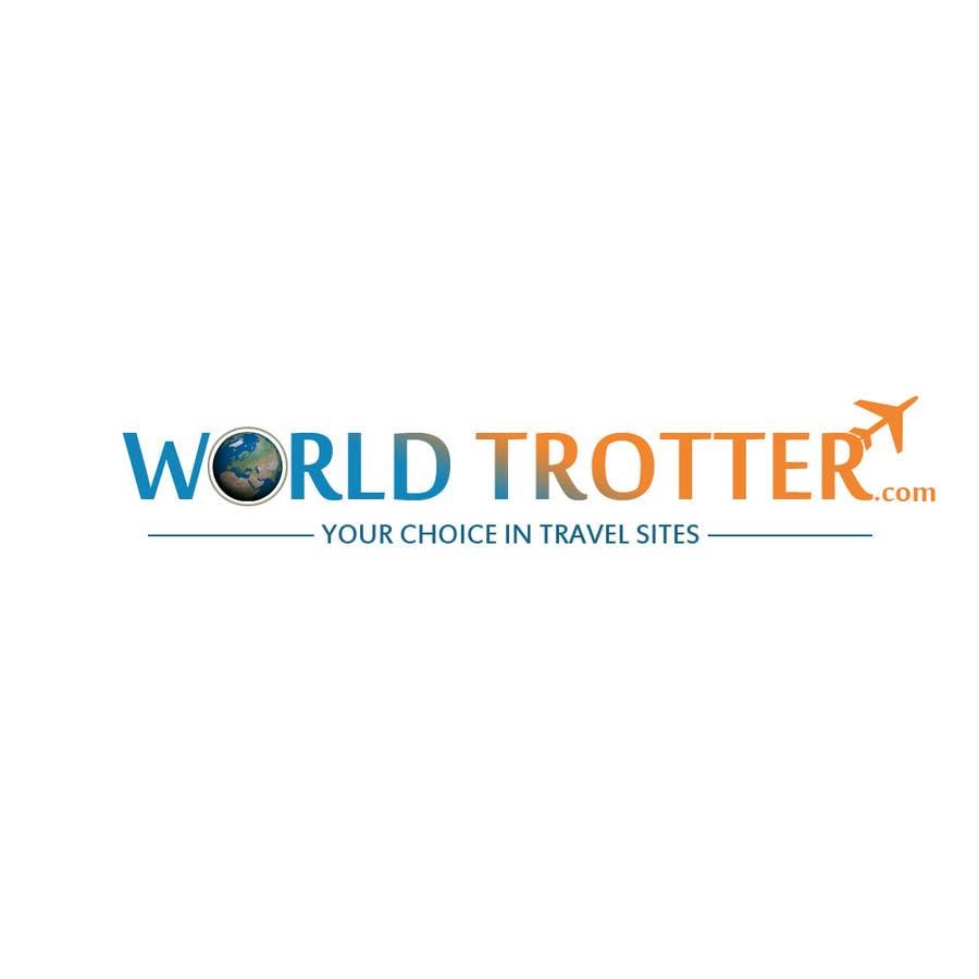 Конкурсная заявка №340 для Logo Design for travel website Worldtrotter.com