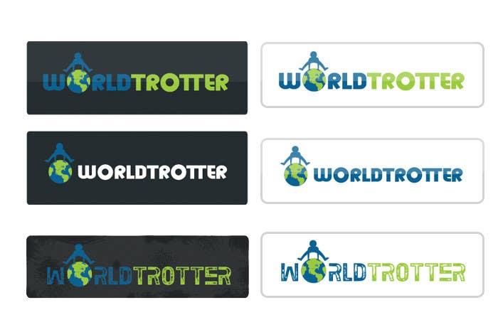 Конкурсная заявка №175 для Logo Design for travel website Worldtrotter.com
