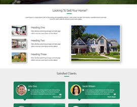 #21 for Design a Website Mockup For CC Realty Website by Webicules