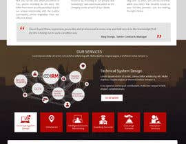 #50 for TSG Website Build. af dotfusiontech