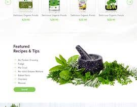 #29 for Design a Website Mockup for natural pharmacy af herick05