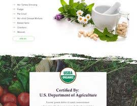 #43 for Design a Website Mockup for natural pharmacy af herick05