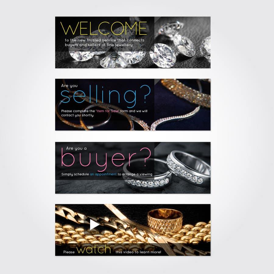 """Intrarea #9 pentru concursul """"Graphic Design for www dot diamond dot ie"""""""