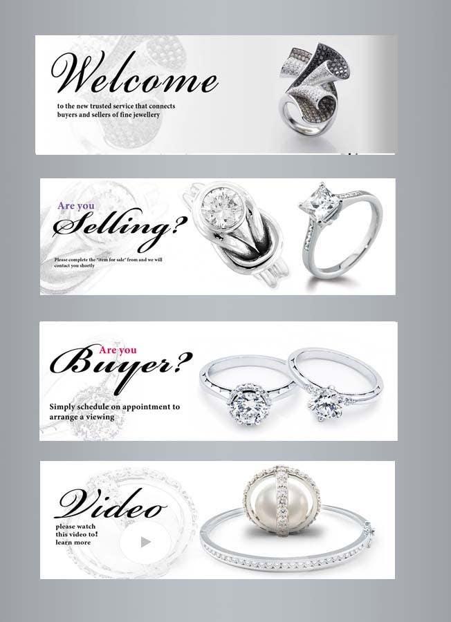 Konkurrenceindlæg #                                        19                                      for                                         Graphic Design for www dot diamond dot ie