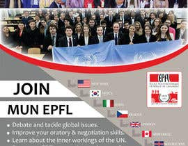 #33 for Design a flyer + banner for a Model United Nations by Manik012