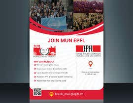 #29 for Design a flyer + banner for a Model United Nations by bramuelmuleka