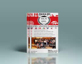 #21 for Design a flyer + banner for a Model United Nations by mdzafarikball