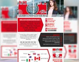 #16 for Design a flyer + banner for a Model United Nations by cfbutterfly