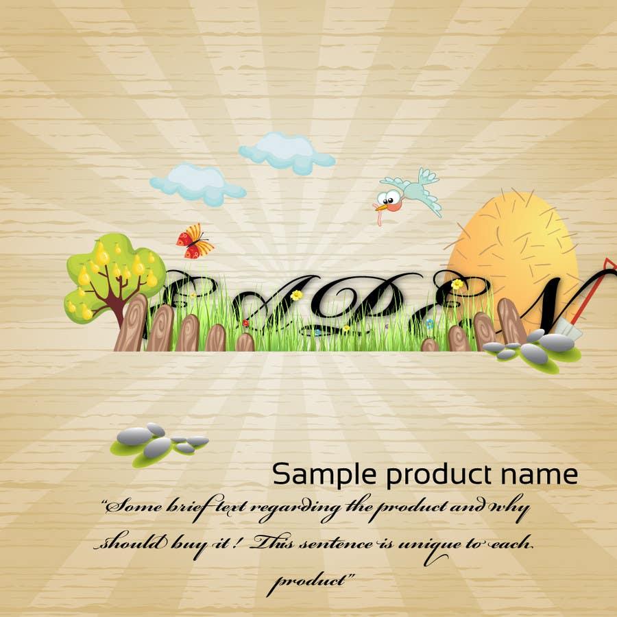 Contest Entry #104 for Print & Packaging Design for Garden of Eapen