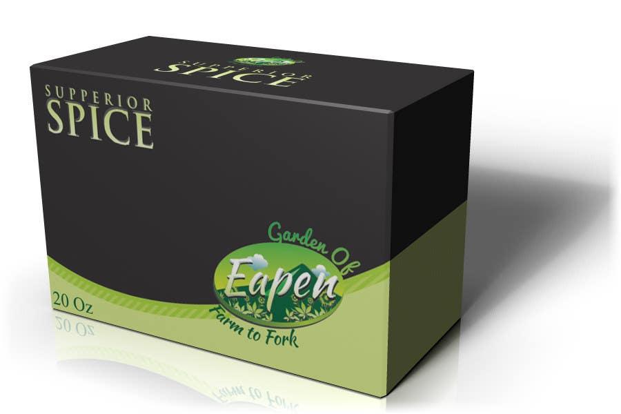 Contest Entry #109 for Print & Packaging Design for Garden of Eapen