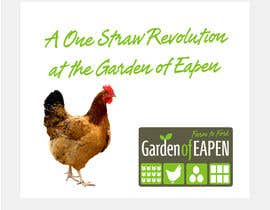 #77 for Print & Packaging Design for Garden of Eapen af santarellid